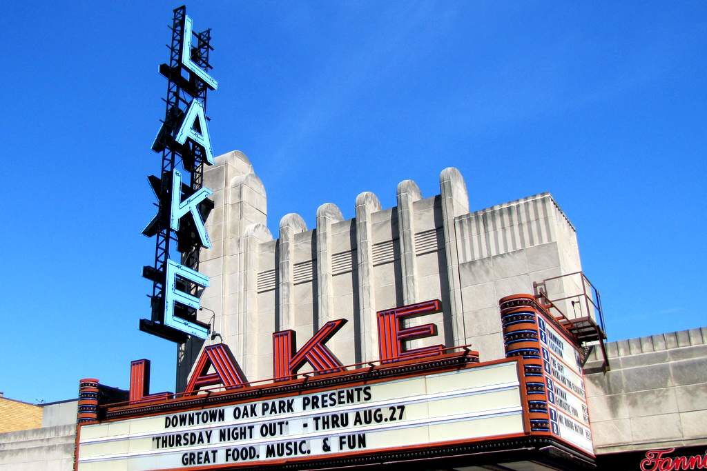 Lake Street Theater Oak Park